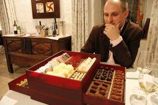 Me and chocolates