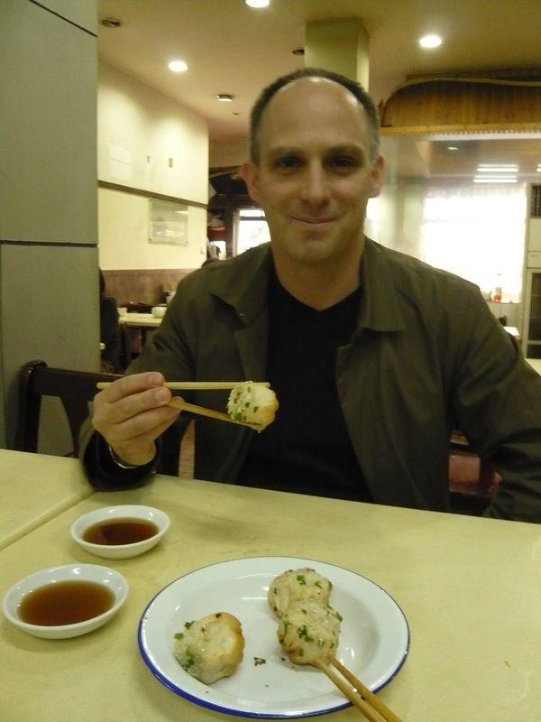 michael booth  shanghai street food